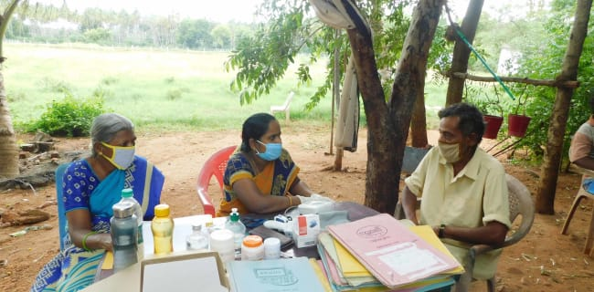 RTU's mobile health team saves the day