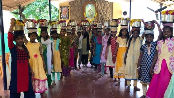 New hostel opens during Pongal celebrations