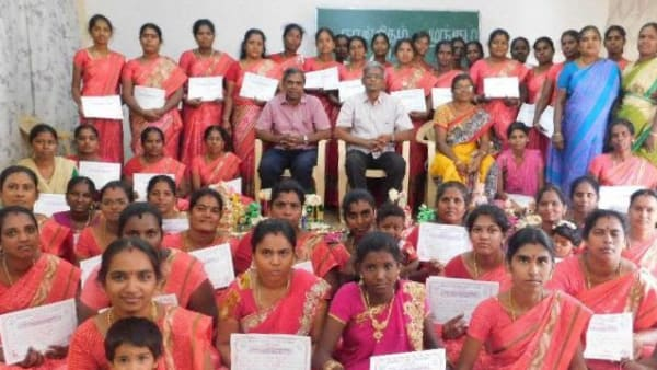 Helping more women acquire new skills and build self-reliance