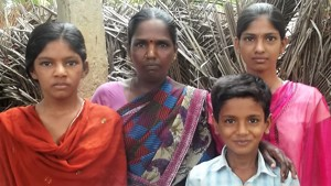 RTU enables Jothi's children to go to school